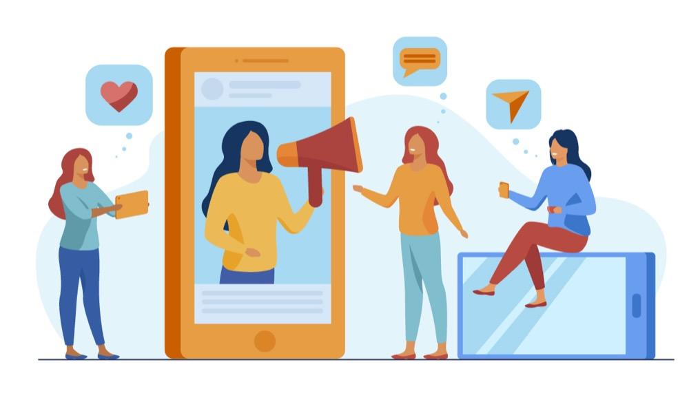 Bağlantılarınızla etkileşim yaparak iletişim kurun.